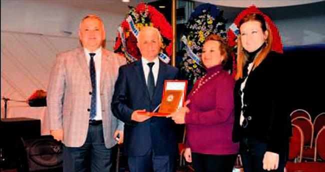 SGK'da Yılın Şube Müdürü Erdemir