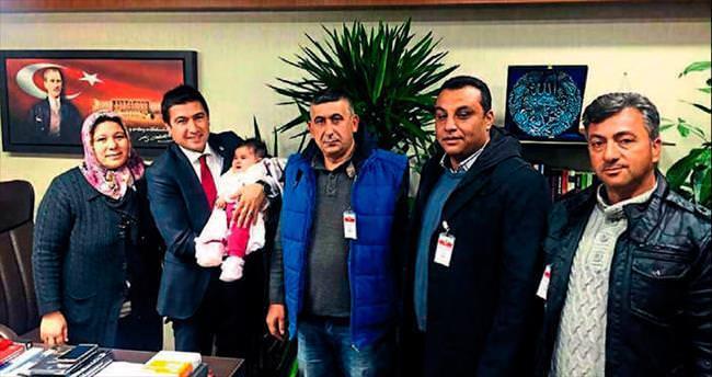 Küçük Nebahat'a Bakan Ramazanoğlu sahip çıktı