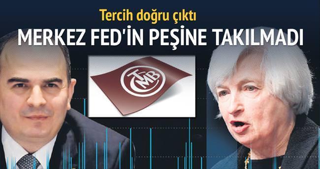 Fed'in peşine takılmadı