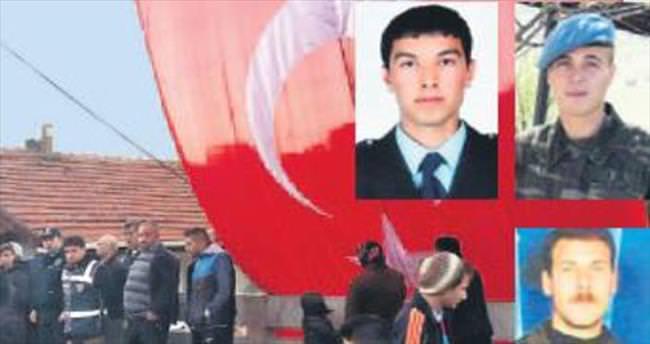 Şırnak ve Bitlis'te 3 şehit