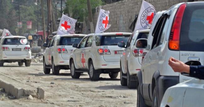 Suriye'ye insani yardım kararı