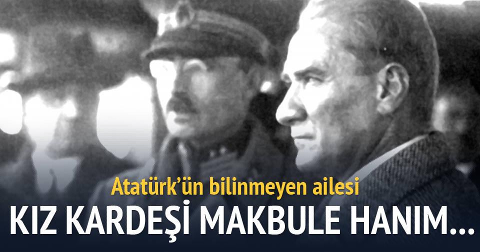 Atatürk'ün saklanan ailesi