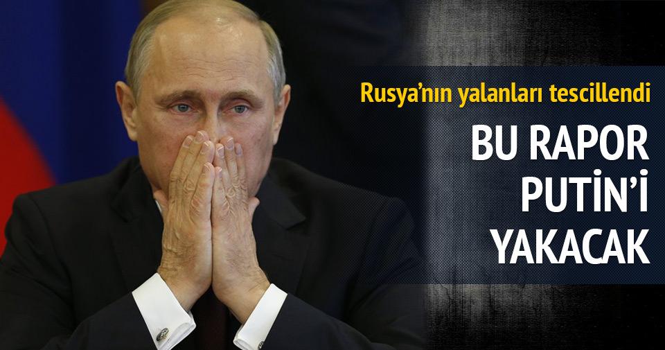 Af Örgütü: Rusya'nın maskesi düştü!