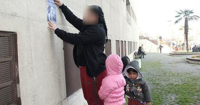 Kayıp kadının izini 'e-nabız'dan buldular