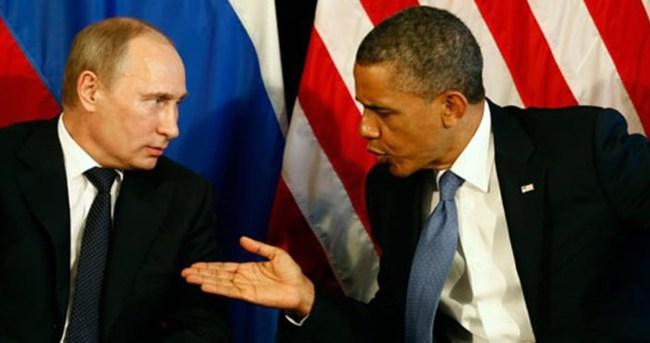 ABD başkanı Obama, Putin ile görüşmesini anlattı