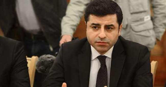 Demirtaş'a 'Öcalan'lı ağırlama