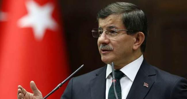 Davutoğlu'nun liderler takvimi belli oldu