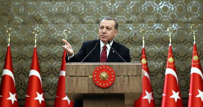 Cumhurbaşkanı Erdoğan İsmail Kahraman'la görüştü