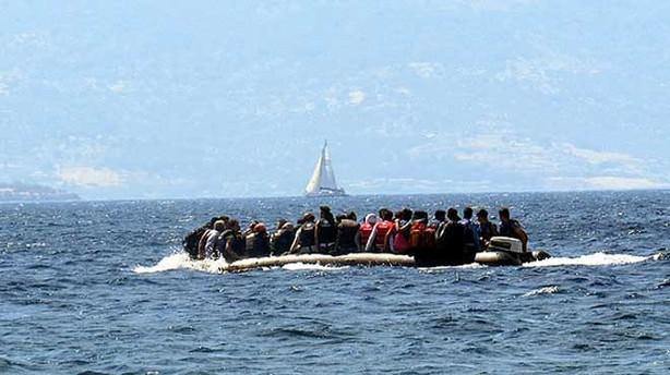 Ege'de yine kaçak faciası: 13 ölü, 7 kayıp