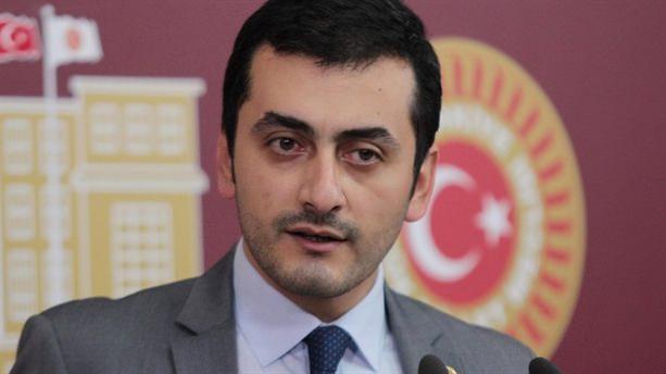 CHP'li Erdem hakkında suç duyurusu