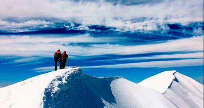 Toros Dağları'nın muhteşem zirvesi