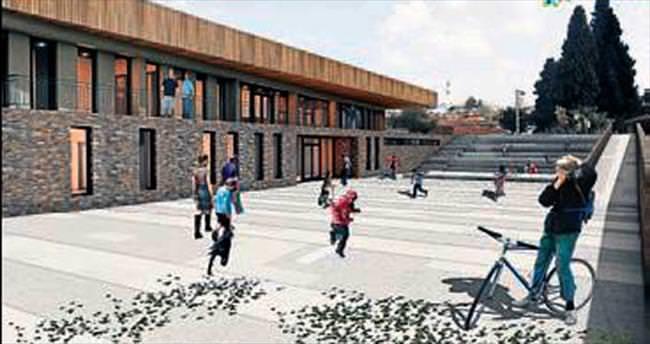 Gerenköy'e yeni kültür merkezi