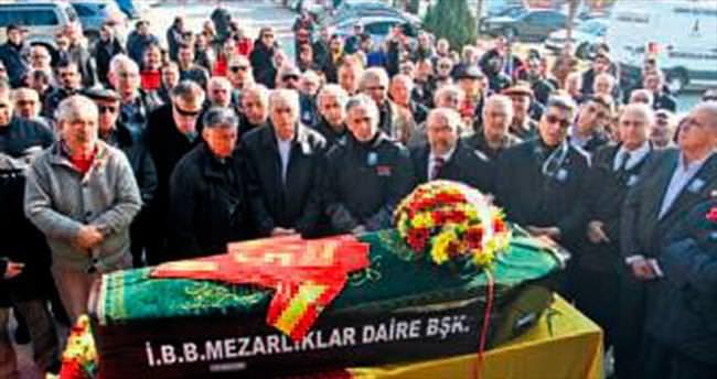 Ahmet Cücen'e son görev