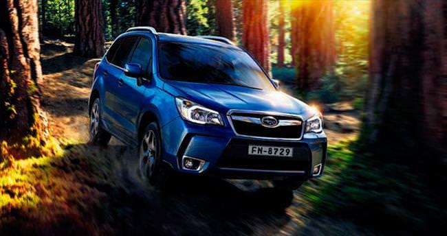 Subaru'dan 4X4'lük kampanya