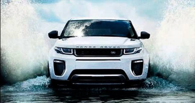 Dizel Range Rover Evoque yola çıktı