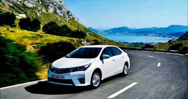 Toyota'da 8 bin TL indirim var