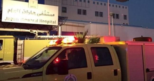 Suudi Arabistan'da yangın: 25 ölü