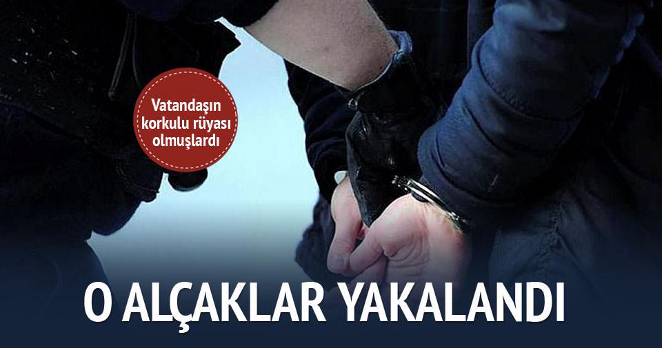 Beyoğlu'nda araç kundaklayanlar yakalandı