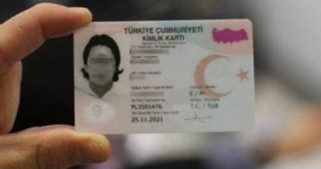 Elektronik kimlik tasarısı TBMM'de