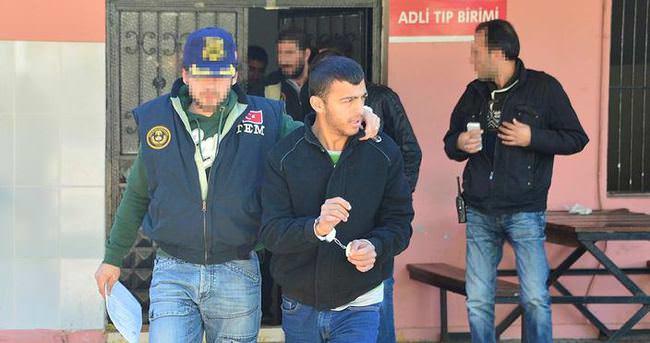 Eylem çağrısı yapan PKK'lılara operasyon