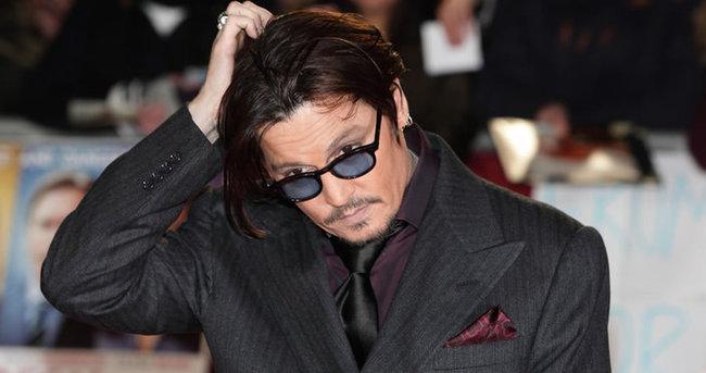Johnny Depp yapımcıları hayal kırıklığına uğrattı