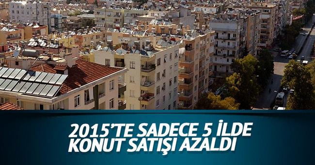 Türkiye'de 11 ayda 1,15 milyon konut satıldı