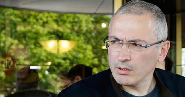 Putin'in muhalifi Hodorkovskiy'e tutuklama kararı