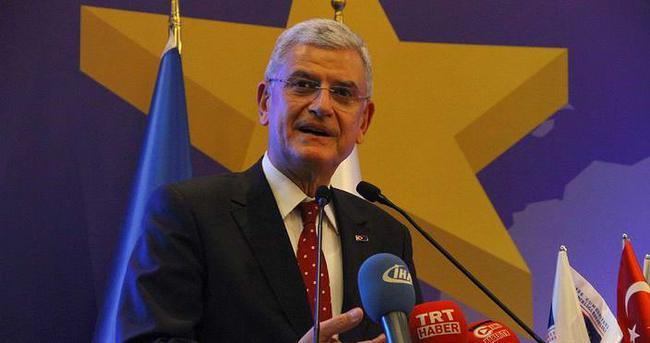AB Bakanı Bozkır: 800 milyon Euro'dan 500 bin kişi yararlanacak