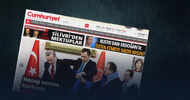 """Cumhuriyet/Emine Kaplan'ın """"Hesap Verme Korkusu"""" Çarpıtması"""