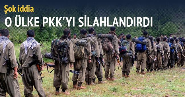 Irak yönetimi PKK'yı silahlandırıyor