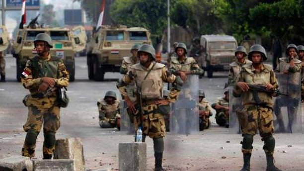 Mısır askerleri bir Filistinliyi öldürdü