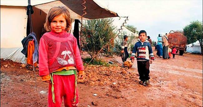 Mamak'tan Bayırbucak Türkmenlerine yardım eli