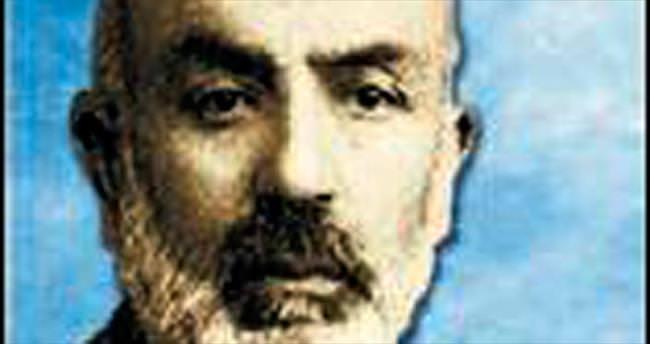 Milli şair Mehmet Akif Ersoy anılıyor