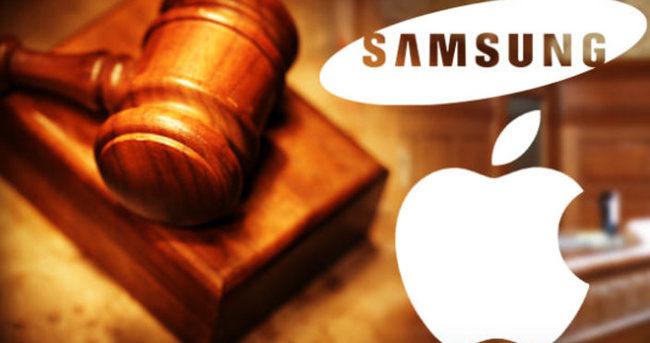 Apple'dan Samsung'a bir dava daha