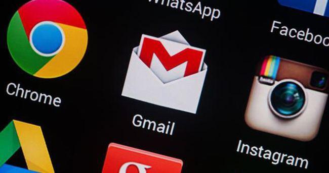 Gmail'e şifresiz giriş