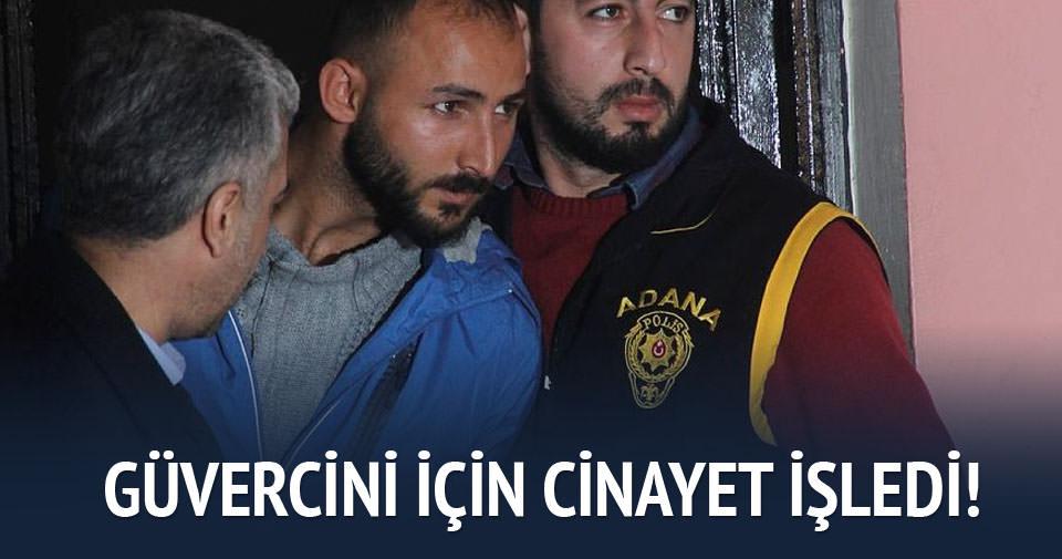 Adana'da 'güvercin' cinayeti