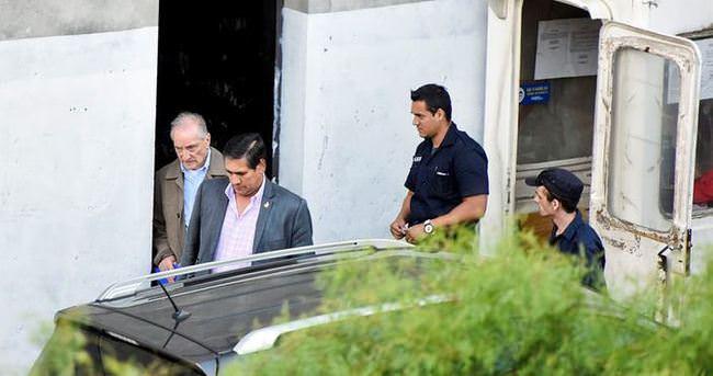 Figueredo, ülkesinde gözaltına alındı