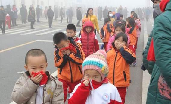 Hava kirliliği kritik seviyelerde