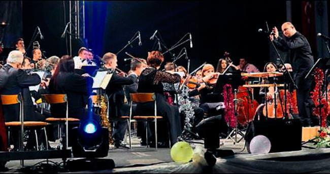 ÇDSO'dan erken yeni yıl konseri