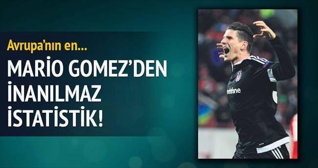 Avrupa'nın en golcü kiralık yıldızı Gomez