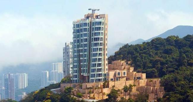 Hong Kong'un en pahalı evi satıldı