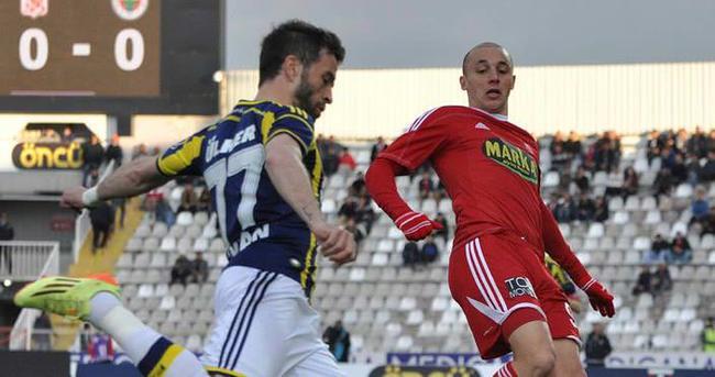 Sivasspor, Fenerbahçe'yi gözüne kestirdi