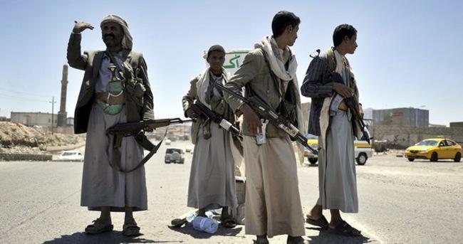 Yemen'de 23 Husi öldü