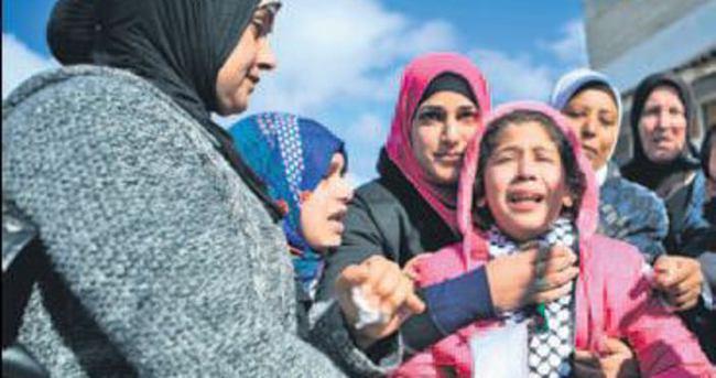 Öldürülen Filistinli sayısı 137'ye ulaştı