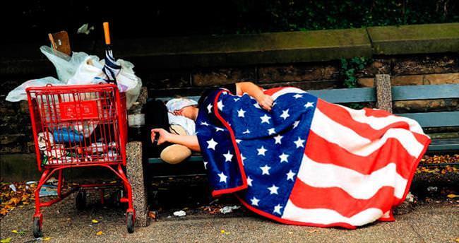Kimi zaman Amerikan rüyası sokakta bitiyor