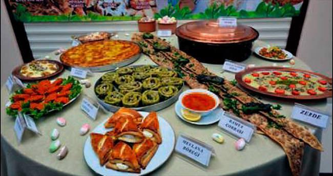 ANFA'nın konuğu Konya lezzetleri