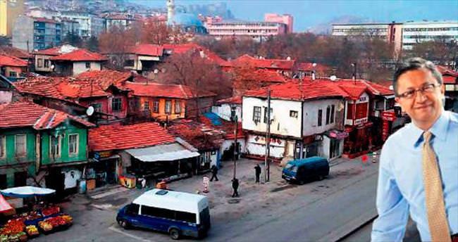 Tarihi Ankara evlerinde restorasyon avı