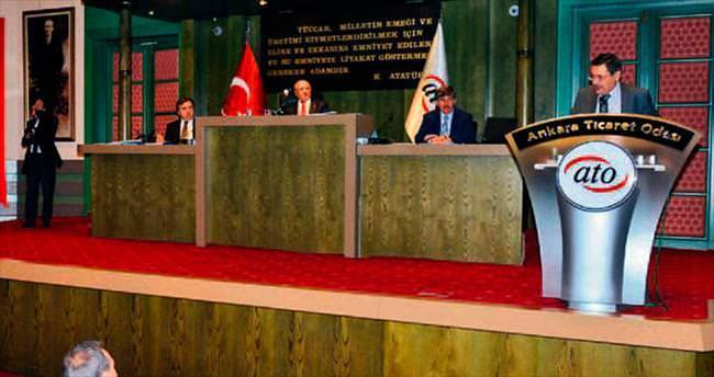 ATO'dan esnafa 2.5 milyon lira