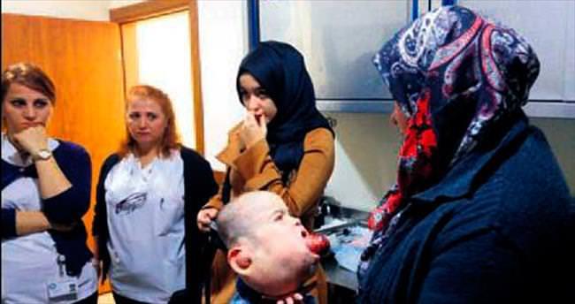 Başbakan Davutoğlu İsmail'e umut oldu