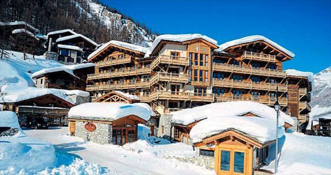 10 etkileyici kayak oteli